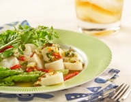 Sardi's Hearts of Palm Salad (from the Mad Men Cookbook)