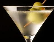Mad Men Cookbook's Martini