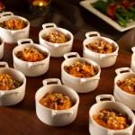 Maple Sweet Potato Gratins with Ginger Pecan Streusel