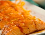 Marmalade Glazed Salmon