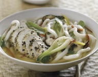 Peppercorn Melange Chicken and Udon Noodles