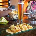 Estilo Baja Tacos and Ceviche Mixto