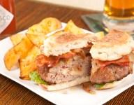 McMolten Cheeseburger