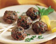 Moroccan-Style Meatballs