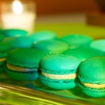 Macaroons from the French Pastry School