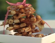 Easy Nut Brittle Recipe