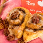 Nuts Over You Pinwheels