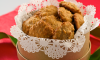 Oatmeal Banana and Walnut Cookies