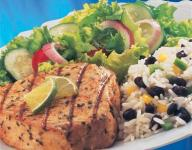 Grilled Lime Tuna Steak with OLD BAY seasoning Recipe