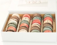 Macarons for the Fourth!