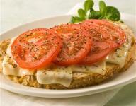 Oregano Grilled Cheese Sandwich