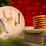 Partridge and a Pear Cookies
