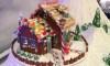 Drake Gingerbread house2