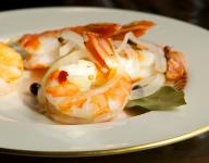 Spicy Pickled Shrimp