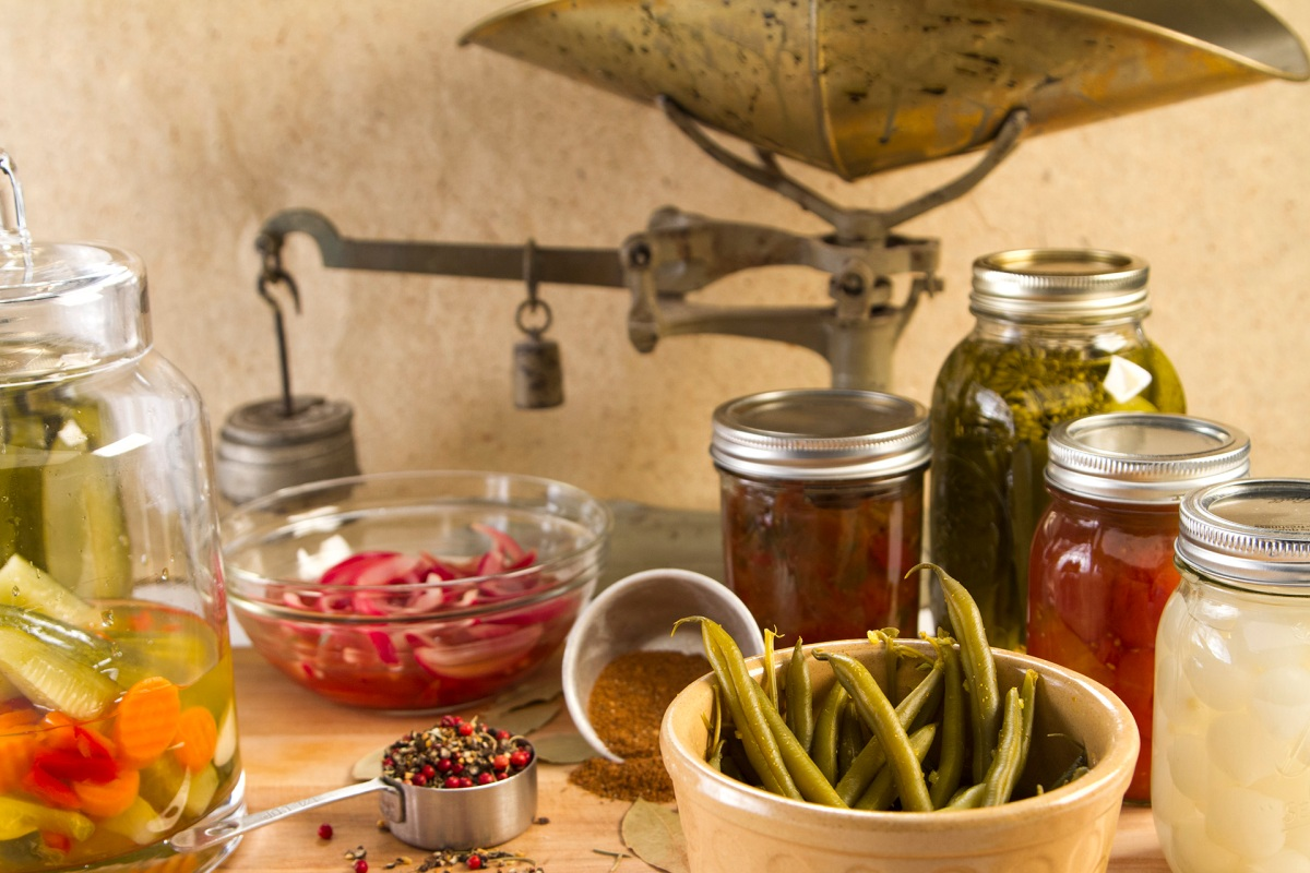 Picking and brining bring flavor changes to the menu