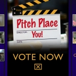 Pitch Place Vote Now