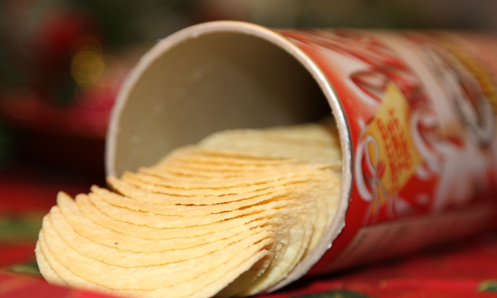Pringles new seasonal flavors