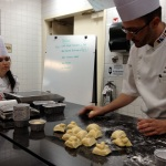 At the French Pastry School
