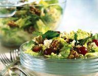 Gorgonzola, Grape and Walnut Salad