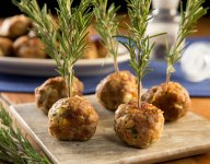 Rosemary Aussie Lamb Meatballs