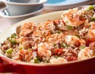 Shrimp & Ham Jambalaya