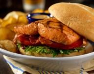 Salmon BLT Recipe