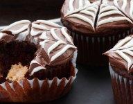 Spooky Surprise Cupcakes