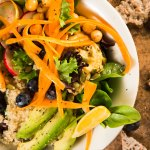 Spring Power Bowl Salad