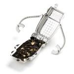 Robot Tea Infuser Open