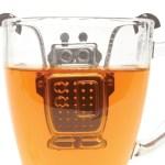 Robot Tea Infuser Hugo
