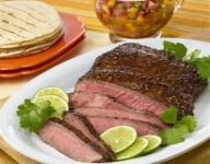 Texas Grilled Cocoa Chili Steak