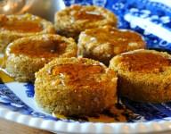 Sweet Potato Soufflés