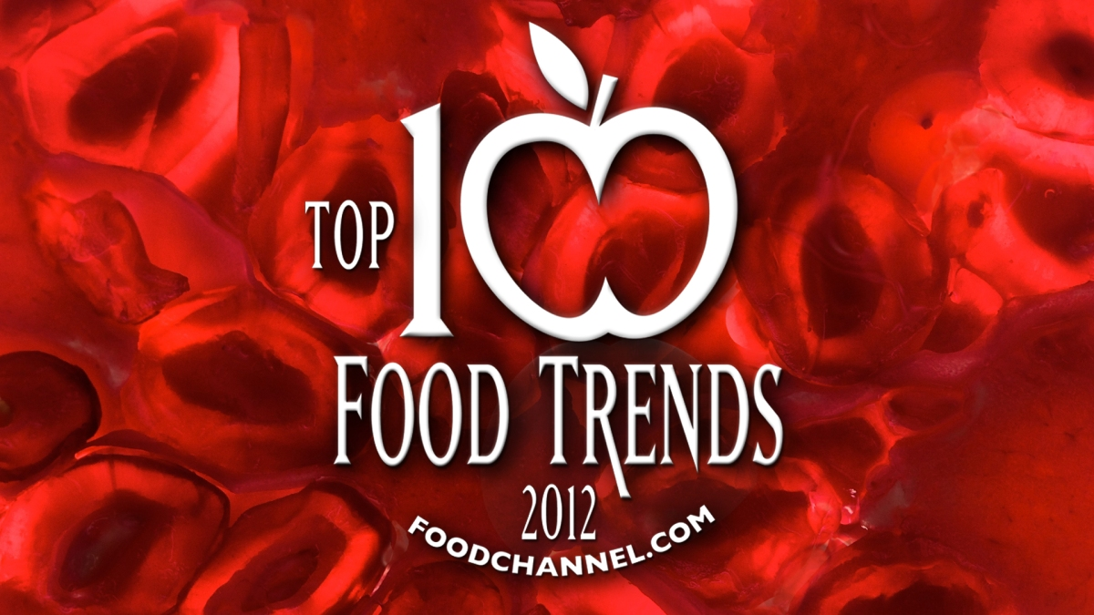 Top 10 Food Trends for 2012