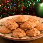 Tropical  Island Drop Cookies
