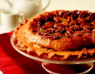 Upside Down Mock Apple Pie Recipe