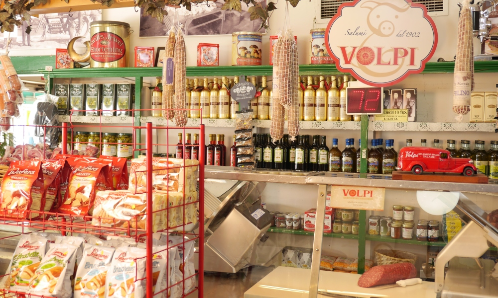 The Volpi Store on The Hill in St. Louis