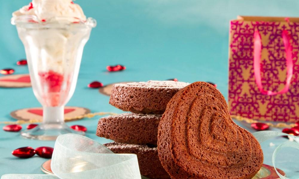 I Heart Walnut Brownie