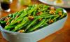 Walnut Tarragon Green Beans
