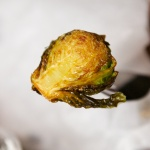 Fried Brussels Sprouts (or are they brains?)