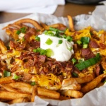 Loaded Fry Basket--be sure to share!