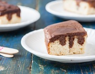 American Heritage® Chocolate Cardamom Poke Cake