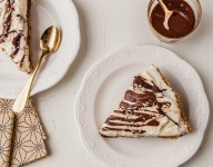 American Heritage® Chocolate + Tahini Ice Box Pie