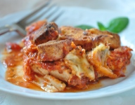 One-Dish Chicken Parmesan Recipe