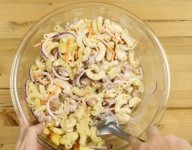 How To Make Hawaiian Macaroni Salad with Grilled SPAM