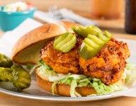 Nashville Hot! Spicy Fried Chicken Sandwich Recipe