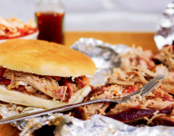 BBQ Pulled Pork and Coleslaw: North Carolina Style