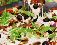 Barbecue Grilled Pizza