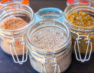 3 Recipes To Make Your Own DIY Seasoned Salts