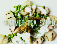 Summer Pea Salad