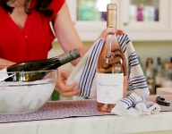 Quick Tip: How to Chill Wine Quickly